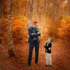Wedding photographer Olga Kuzmina (Septembersun). Photo of 10.10.2016
