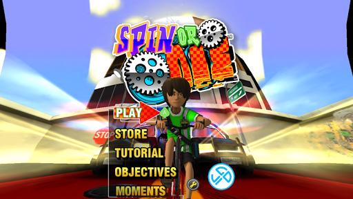 Spin or Die