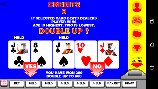 Download Video Poker with Double Up For PC Windows and Mac apk screenshot 3