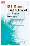 """""""181 Kunci Kuasai Excel dan Fungsi Formula - Hamdan Lugina Jaya, S.Pd"""""""