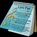 Lyric Pad FREE. icon