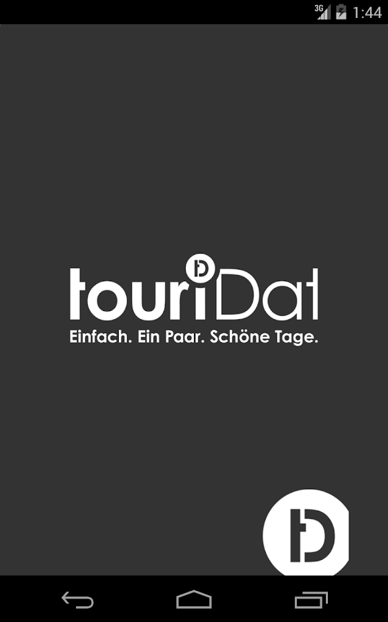 touriDat- screenshot