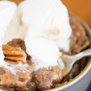 4-Ingredient Apple Dump Cake