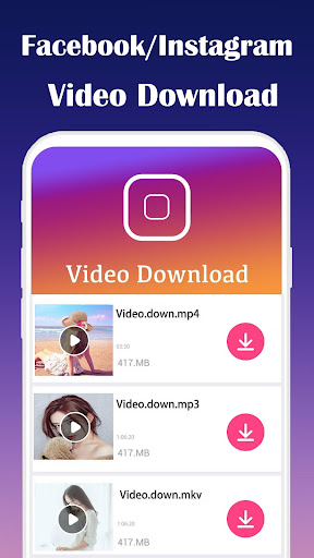 Screenshot for All Video Downloader in Hong Kong Play Store