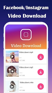 All Video Downloader Screenshot