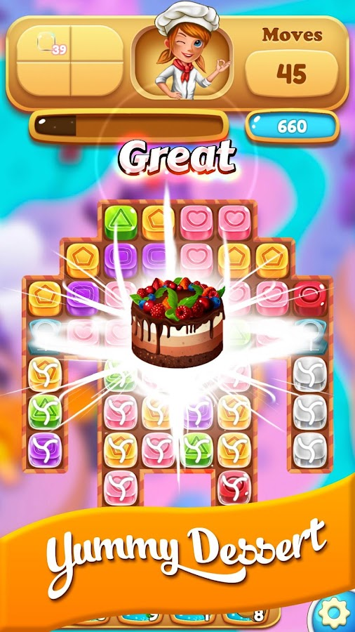 Blast Toys Pop : Toy pastry blast cube pop puzzle android apps on google