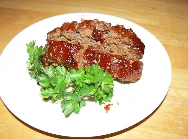 Easiest Meatloaf!