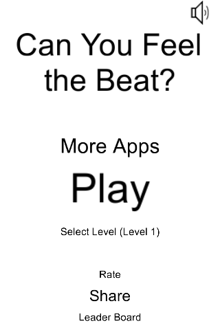 Can You Feel The Beat