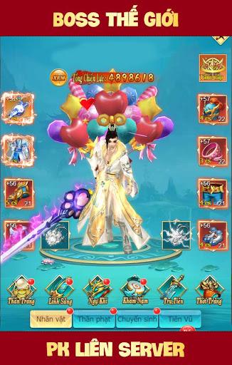 Tru1ea3m Yu00eau Mobile - VNAGAME 1.0 screenshots 2