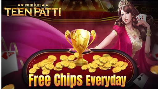 Teen Patti Comfun-3 Patti Flash Card Game Online screenshot 7