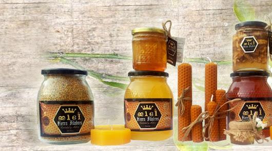 El sabor más puro de la miel