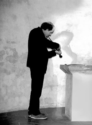 L'anima del violinista di clic