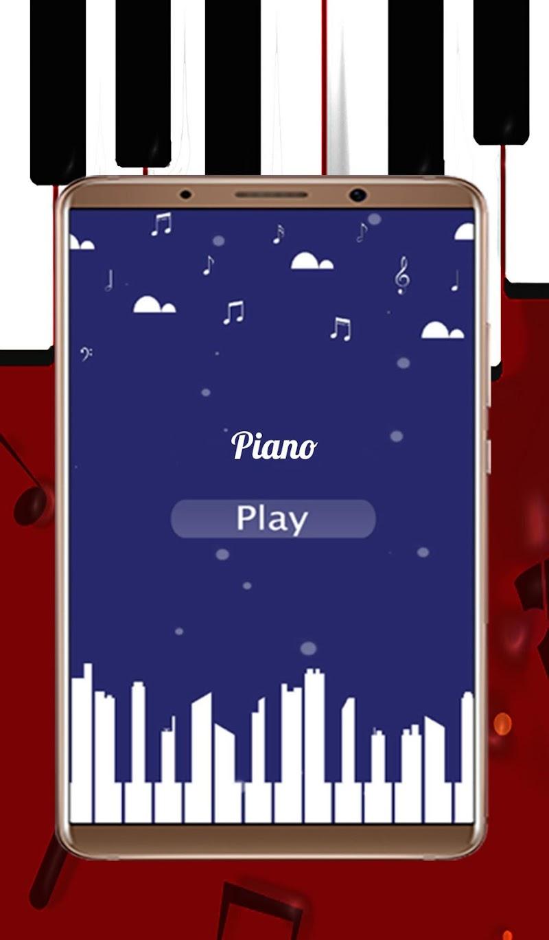 Скриншот Bad Bunny Piano