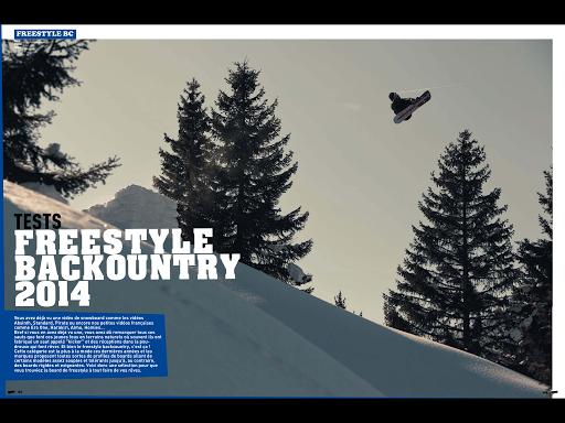Snowsurf Magazine screenshot 5