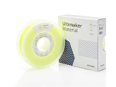 Ultimaker Fluorescent Yellow PETG Filament - 2.85mm (0.75kg)