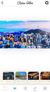 Retrofilm – Photo Editor for Seoul City 3