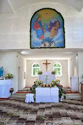 Мале освячення храму Пресвятої Тройці в м. Яворів, 21 червня 2021 р. Б.