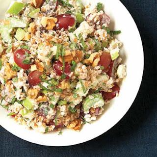 Apple Waldorf Salad Without Mayonnaise Recipes.