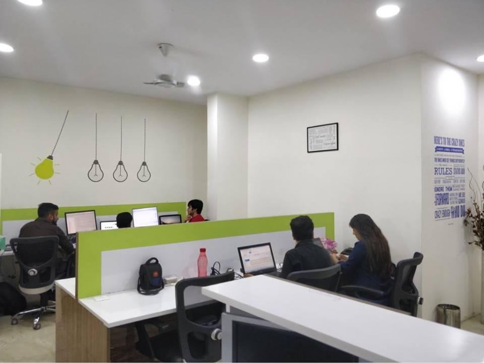 SimpliPhi Coworking Space in Noida