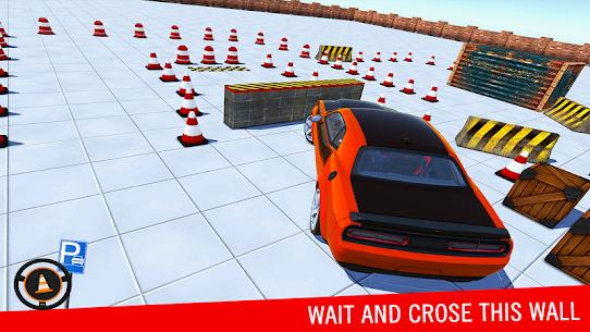Classic Car Parking & Driving 2020: New Car Game 3 MOD + APK + DATA Download 2