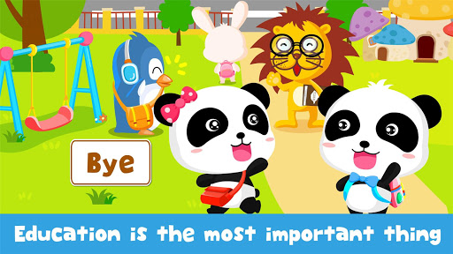 The Magic Words - Polite Baby apkpoly screenshots 5