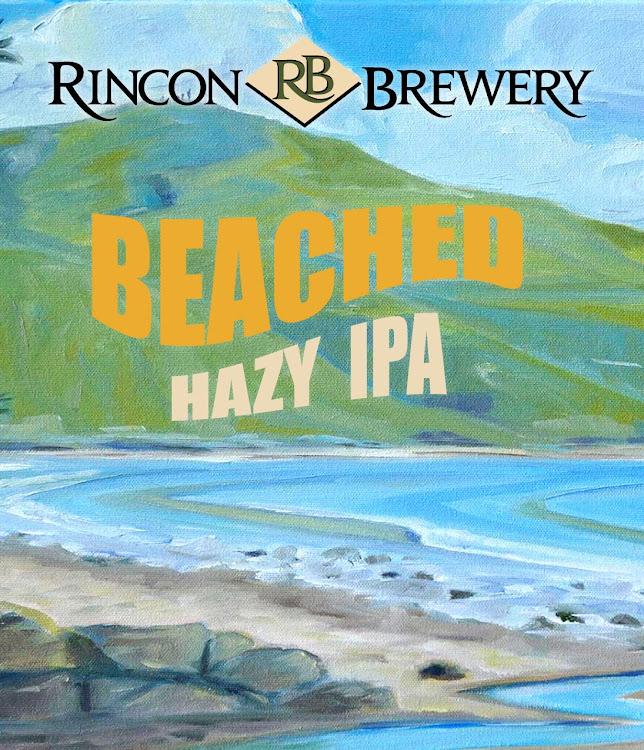 Logo of Rincon Beached Hazy IPA #10
