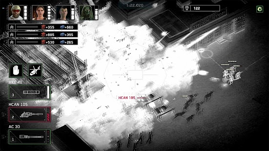 Zombie Gunship Survival Screenshot