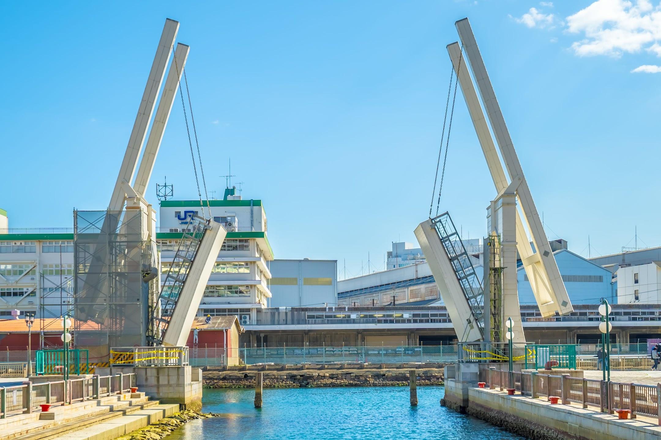 神戸 ハーバーランド はねっこ橋