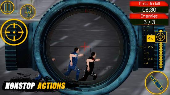 Sniper Master Shooter : FPS Sniper Shooting Games - Apps en