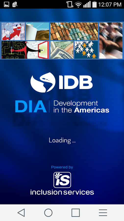 DIA Development in the America- screenshot