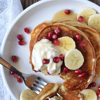 Creme Fraiche Pancakes.