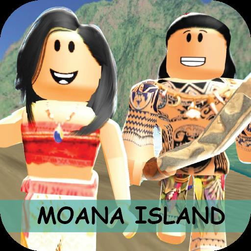 Guide ROBLOX MOANA Island Life RPG Adventure Lego