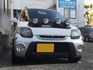 Kei HN11S Gタイプ 4WDのカスタム事例画像 うるおいのジェルさんの2018年11月15日09:22の投稿