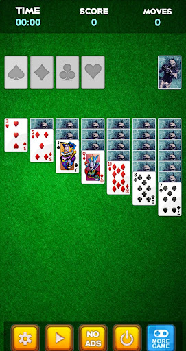 Solitaire Infinity - Simple and Easy Puzzle Game cheat screenshots 1