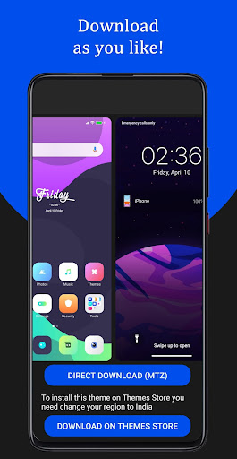 Themes for MIUI screenshot 6