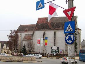 Photo: Crucea mare de piatra - imagine din zona - (2011.12.20)