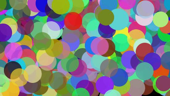 Color Party Show apk screenshot 1