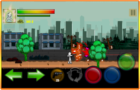 Angry StickMan 3.0 screenshot 640855