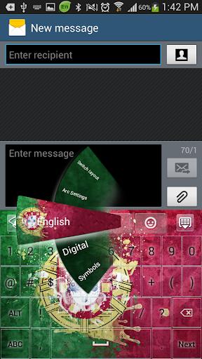 玩個人化App|葡萄牙GO键盘HD主题免費|APP試玩