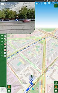 Online navigation + gas stations - náhled