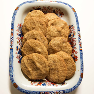 Spiced Nashville Cornmeal Cookies