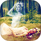 Ghost Photo Maker icon