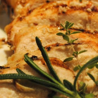 Apple Cider Chicken Marinade.