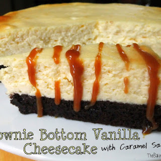 Vanilla Cheesecake Sauce Recipes