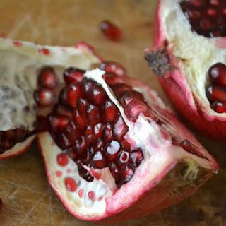 Pomegranate Molasses.