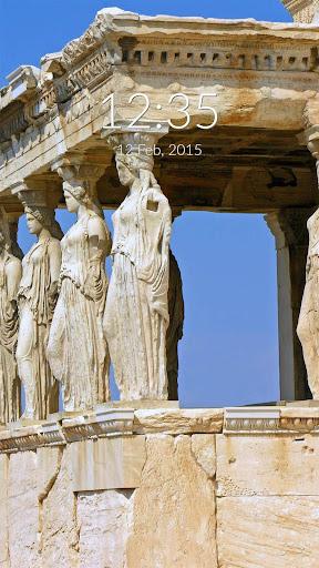 Athens Wall Lock