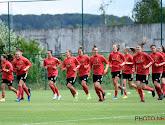 📷 Belgian Red Flames beginnen voorbereiding op nieuwe seizoen nu écht