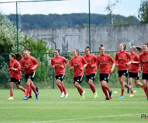 📷 Zo zag de tweede training van de Red Flames sinds lockdown eruit