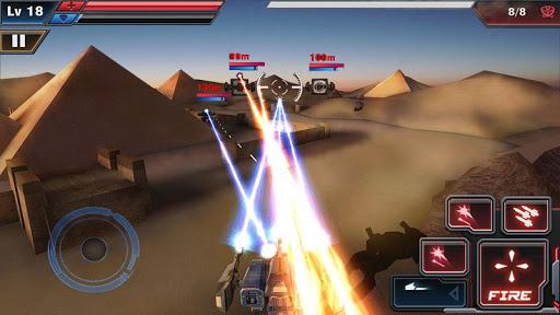 Robot Strike 3D for PC