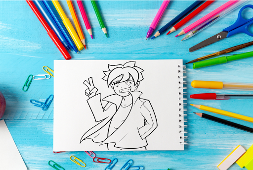 How To Draw Cartoon Anime 3.0 screenshots 13